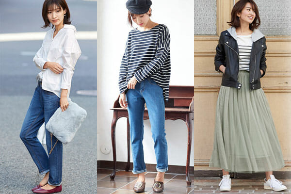 30代レディースファッション