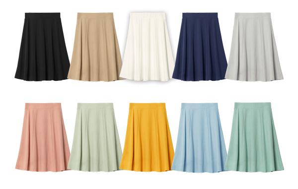 6面切替スカート