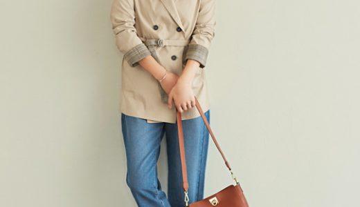 きちんと見えするジャケットこそカジュアルに着こなすことで、オシャレ上級者スタイルに!
