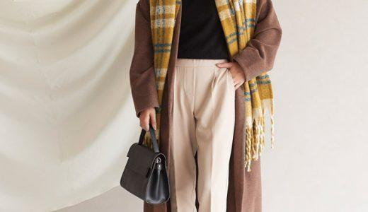 プラスワンアイテムでオシャレ雰囲気漂う大人女子のオンオフ着こなしコーデへ