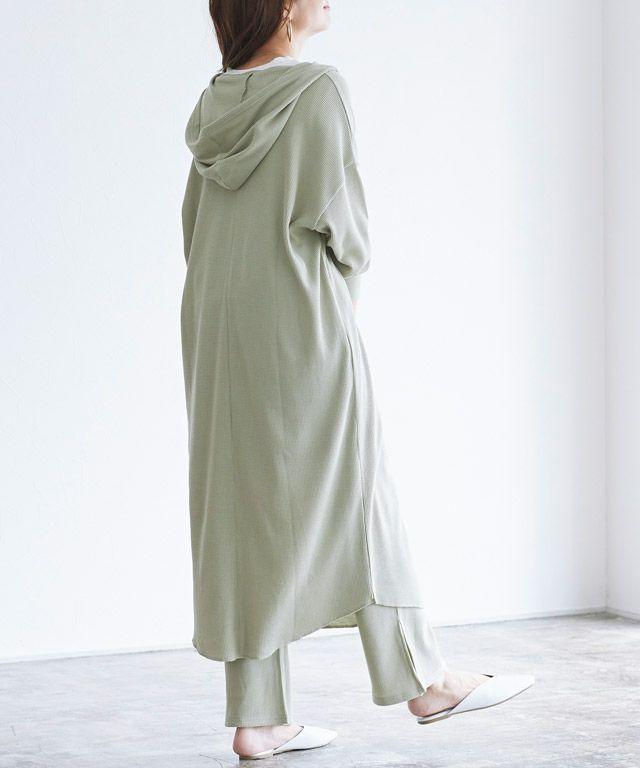 ひと味違うおうち服にトライ♪快適さもSNS映えもばっちりなレイヤードStyle