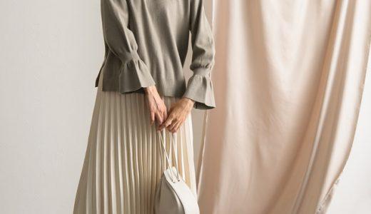大人フェミニンを秋仕様に♪「シーズンカラー×柔らかシルエット」で女性らしい着こなしへ