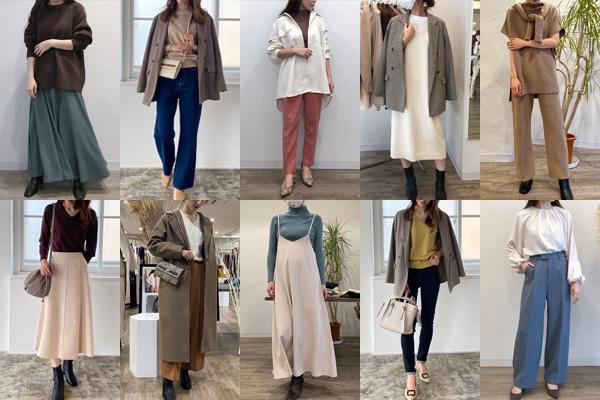 2020秋冬】最新ファッション♡30代40代におすすめな大人のトレンド ...
