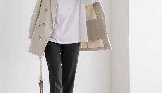 ベーシックカラーで落ち着いた印象に◎ホワイトカラートップス×ジャケットコーデで爽やかStyle